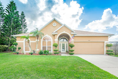 Port Orange Single Family Home For Sale: 6603 Deneah Court