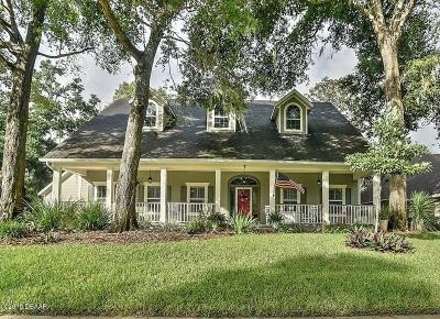 Flagler Beach Single Family Home For Sale: 7 Hickory Lane