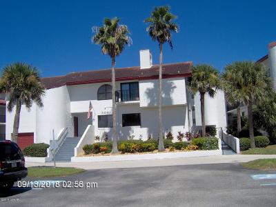New Smyrna Beach Condo/Townhouse For Sale: 3001 S Atlantic Avenue #543