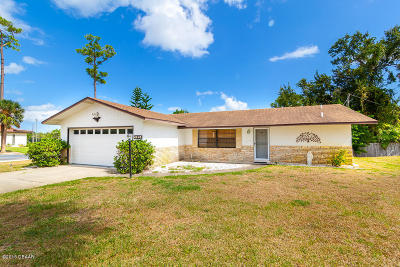 Port Orange Single Family Home For Sale: 4843 Orange Avenue