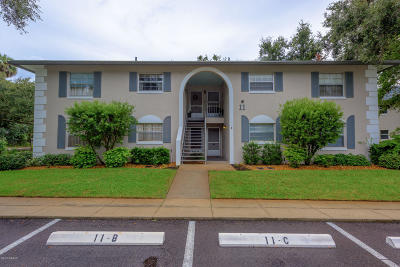 Ormond Beach Condo/Townhouse For Sale: 203 S Orchard Street #11D
