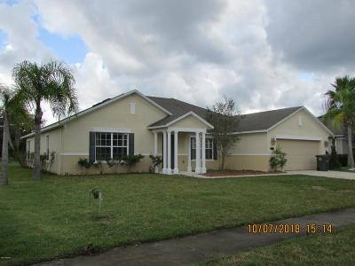 Daytona Beach Single Family Home For Sale: 257 Bayberry Lakes Boulevard