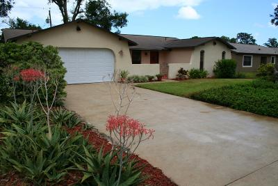 Ormond Beach Single Family Home For Sale: 109 Colina Place