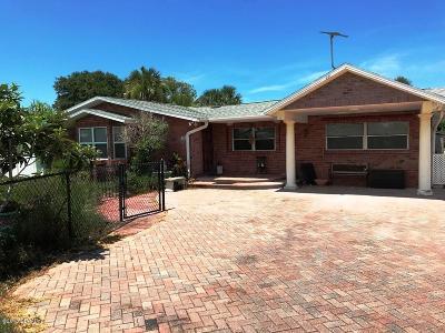 New Smyrna Beach Single Family Home For Sale: 205 Castile Street