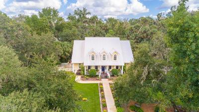 New Smyrna Beach Single Family Home For Sale: 1279 State Rte 415
