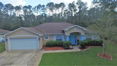 Palm Coast Single Family Home For Sale: 12 Red Oak Place