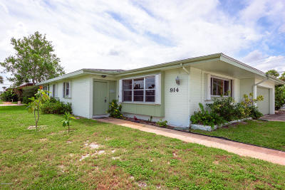 Ormond Beach Single Family Home For Sale: 914 Rollins Avenue