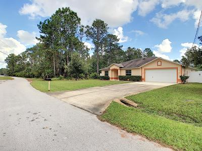 Palm Coast Single Family Home For Sale: 13 Service Berry Place
