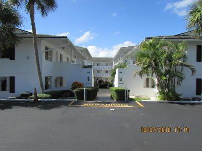 Daytona Beach Condo/Townhouse For Sale: 405 N Halifax Avenue #2060