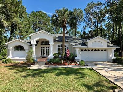 Palm Coast Single Family Home For Sale: 40 Burning Bush Drive