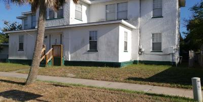 Daytona Beach Multi Family Home For Sale: 314 University Boulevard