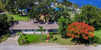 Holly Hill Single Family Home For Sale: 614 Riverside Drive