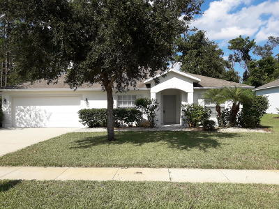 Daytona Beach Single Family Home For Sale: 108 Fountain Lake Boulevard