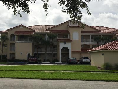 New Smyrna Beach Condo/Townhouse For Sale: 449 Bouchelle Drive #102
