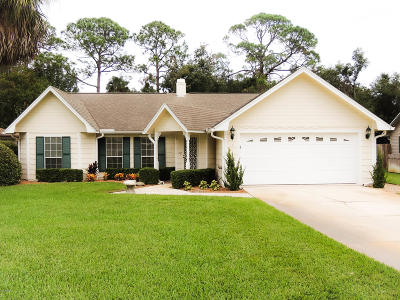 Ormond Beach Single Family Home For Sale: 19 Stratford Place