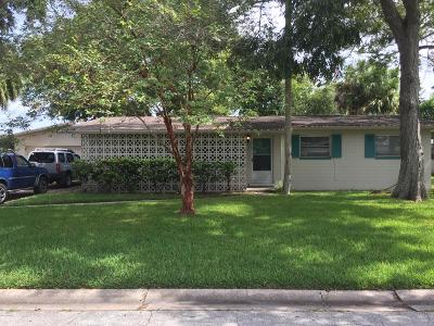 South Daytona Single Family Home For Sale: 1645 Caldwell Road