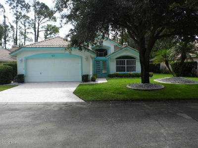 Plantation Bay Single Family Home For Sale: 403 Seabrook Road