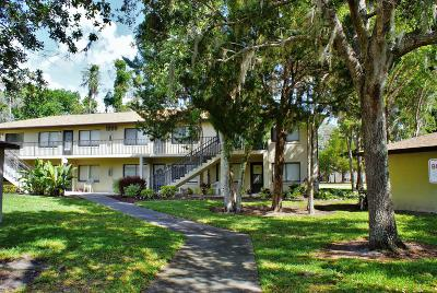 South Daytona Condo/Townhouse For Sale: 1601 Big Tree Road #1208
