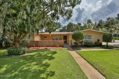 New Smyrna Beach Single Family Home For Sale: 119 9th Street