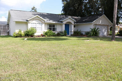 Port Orange Single Family Home For Sale: 707 Saybrook Street