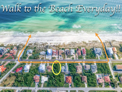 Ponce Inlet Residential Lots & Land For Sale: 4722 S Atlantic Avenue