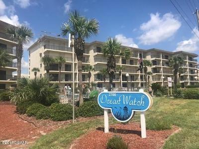 Condo/Townhouse For Sale: 2700 Ocean Shore Boulevard #508