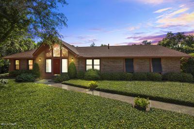 New Smyrna Beach Single Family Home For Sale: 557 Bottlebrush Court