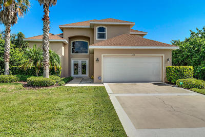 Ponce Inlet Single Family Home For Sale: 4733 Riverglen Boulevard