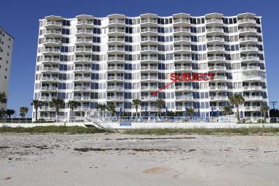 Ormond Beach Condo/Townhouse For Sale: 1155 Ocean Shore Boulevard #304