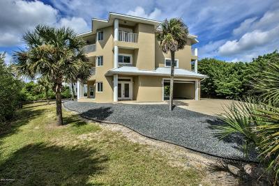 New Smyrna Beach Single Family Home For Sale: 813 Grunion Avenue