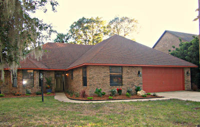 Ormond Beach Single Family Home For Sale: 15 Fox Hollow Drive