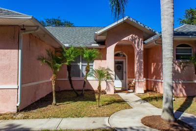 New Smyrna Beach Single Family Home For Sale: 626 Art Center Avenue