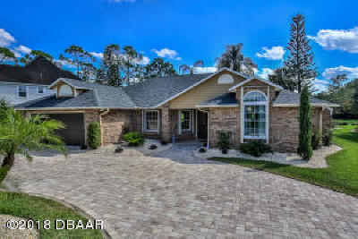 Spruce Creek Fly In Single Family Home For Sale: 2009 Country Club Drive