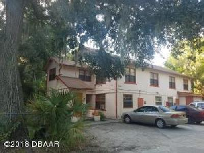 Daytona Beach Multi Family Home For Sale: 700 Madison Avenue