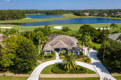 Plantation Bay Single Family Home For Sale: 1057 Hampstead Lane