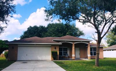 Port Orange Single Family Home For Sale: 3785 Maple Grove Court