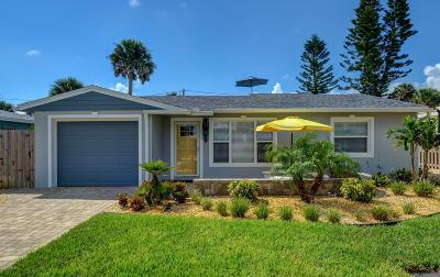 New Smyrna Beach Single Family Home For Sale: 311 Normandy Avenue