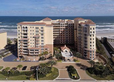 Daytona Beach Shores Condo/Townhouse For Sale: 2515 S Atlantic Avenue #207