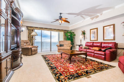 Daytona Beach Condo/Townhouse For Sale: 1900 N Atlantic Avenue #803 & 80