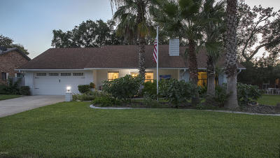 Ormond Beach Single Family Home For Sale: 8 Walden Lane