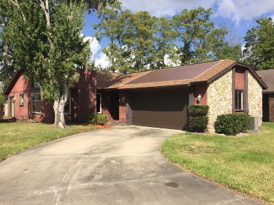 Ormond Beach Single Family Home For Sale: 58 Windrift Court