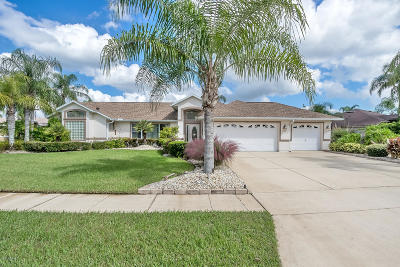 Port Orange Single Family Home For Sale: 1911 Mofid Lane