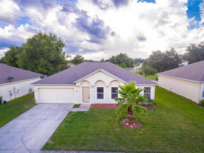 Deland Single Family Home For Sale: 918 Cascades Park Trail