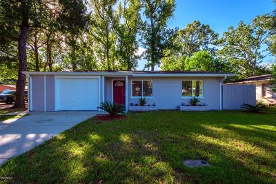 Daytona Beach Single Family Home For Sale: 539 Brentwood Drive