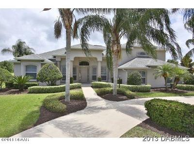 Port Orange Single Family Home For Sale: 632 Hills Boulevard