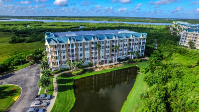 Ponce Inlet Condo/Townhouse For Sale: 4672 Riverwalk Village Court #8408