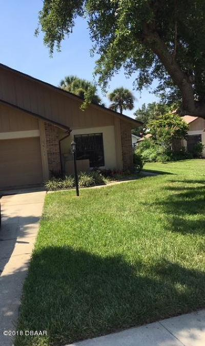 Volusia County Rental For Rent: 6133 Sequoia Drive