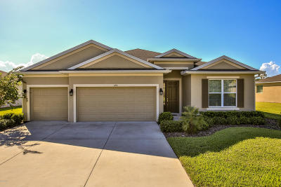 Ormond Beach FL Single Family Home For Sale: $316,000