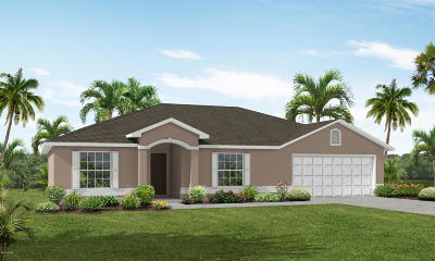 Palm Coast Single Family Home For Sale: 1 Squire Court