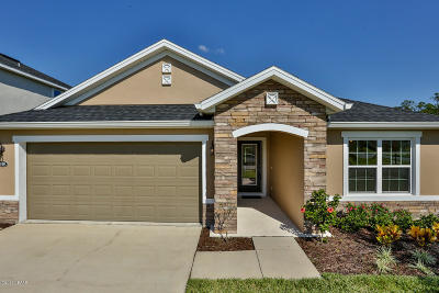 Daytona Beach Single Family Home For Sale: 100 Grande Berwick Court